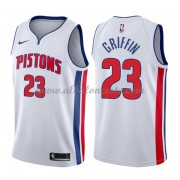 Camisetas Baloncesto NBA Detroit Pistons 2018  Blake Griffin 23# Association Edition..