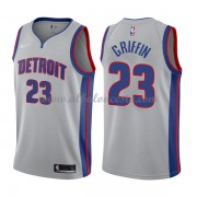 Camisetas Baloncesto NBA Detroit Pistons 2018  Blake Griffin 23# Statement Edition..