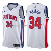 Camisetas Baloncesto NBA Detroit Pistons 2018  Tobias Harris 34# Association Edition..