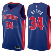 Camisetas Baloncesto NBA Detroit Pistons 2018  Tobias Harris 34# Icon Edition..