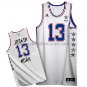 East All Star Game 2015 Joakim Noah 13# NBA Equipaciones Baloncesto..