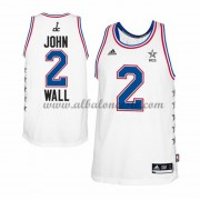 East All Star Game 2015 John Wall 2# NBA Equipaciones Baloncesto..