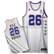 East All Star Game 2015 Kyle Korver 26# NBA Equipaciones Baloncesto..