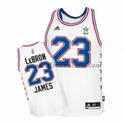East All Star Game 2015 LeBron James 23# NBA Equipaciones Baloncesto..