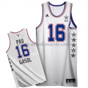 East All Star Game 2015 Pau Gasol 16# NBA Equipaciones Baloncesto..