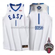 East All Star Game 2016 Chris Bosh 1# NBA Equipaciones Baloncesto..