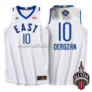 East All Star Game 2016 Demar Derozan 10# NBA Equipaciones Baloncesto..
