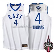 East All Star Game 2016 Isaiah Thomas 4# NBA Equipaciones Baloncesto..