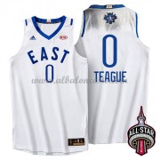 East All Star Game 2016 Jeff Teague 0# NBA Equipaciones Baloncesto..