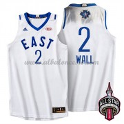 East All Star Game 2016 John Wall 2# NBA Equipaciones Baloncesto..