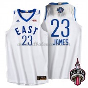 East All Star Game 2016 Lebron James 23# NBA Equipaciones Baloncesto..