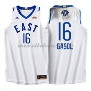 East All Star Game 2016 Pau Gasol 16# NBA Equipaciones Baloncesto..