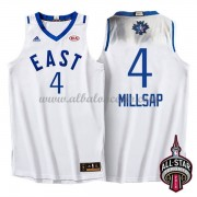 East All Star Game 2016 Paul Millsap 4# NBA Equipaciones Baloncesto..