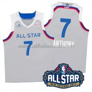 East All Star Game 2017 Carmelo Anthony 7# NBA Equipaciones Baloncesto..