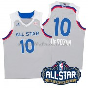 East All Star Game 2017 Demar Derozan 10# NBA Equipaciones Baloncesto..