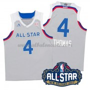 East All Star Game 2017 Isaiah Thomas 4# NBA Equipaciones Baloncesto..