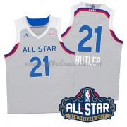 East All Star Game 2017 Jimmy Butler 21# NBA Equipaciones Baloncesto..