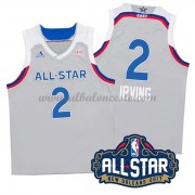 East All Star Game 2017 Kyrie Irving 2# NBA Equipaciones Baloncesto..