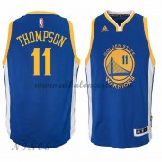 Camisetas NBA Baratas Golden State Warriors Niños 2015-16 Klay Thompson 11# Road..