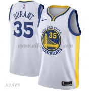 Camisetas Baloncesto Niños Golden State Warriors 2018 Kevin Durant 35# Association Edition..
