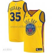 Camisetas Baloncesto Niños Golden State Warriors 2018 Kevin Durant 35# City Edition..