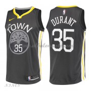 Camisetas Baloncesto Niños Golden State Warriors 2018 Kevin Durant 35# Statement Edition..