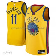 Camisetas Baloncesto Niños Golden State Warriors 2018 Klay Thompson 11# City Edition..