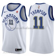 Camisetas Baloncesto Niños Golden State Warriors 2018 Klay Thompson 11# White Hardwood Classics..