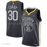 Camisetas Baloncesto Niños Golden State Warriors 2018 Stephen Curry 30# Statement Edition