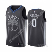 Camisetas NBA Niños Golden State Warriors 2019-20 D'Angelo Russell 0# City Edition Swingman..