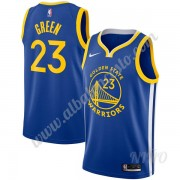 Camisetas NBA Niños Golden State Warriors 2019-20 Draymond Green 23# Azul Icon Edition Swingman..