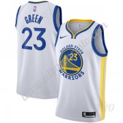 Camisetas NBA Niños Golden State Warriors 2019-20 Draymond Green 23# Blanco Association Edition Swin..