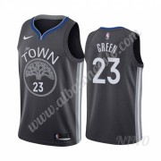 Camisetas NBA Niños Golden State Warriors 2019-20 Draymond Green 23# Negro City Edition Swingman..