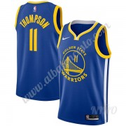 Camisetas NBA Niños Golden State Warriors 2019-20 Klay Thompson 11# Azul Icon Edition Swingman..