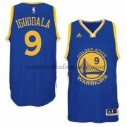 Camisetas Baloncesto NBA Golden State Warriors 2015-16 Andre Iguodala 9# Road..
