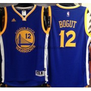 Camisetas Baloncesto NBA Golden State Warriors 2015-16 Andrew Bogut 12# Road..