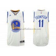 Camisetas Baloncesto NBA Golden State Warriors 2015-16 Klay Thompson 11# Home..