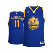 Camisetas Baloncesto NBA Golden State Warriors 2015-16 Klay Thompson 11# Road..