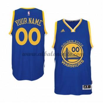 Camisetas Baloncesto NBA Golden State Warriors 2015-16 Road