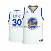 Camisetas Baloncesto NBA Golden State Warriors 2015-16 Stephen Curry 30# Home..