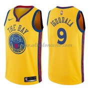 Camisetas Baloncesto NBA Golden State Warriors 2018  Andre Iguodala 9# City Edition..