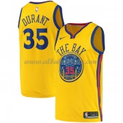 Camisetas Baloncesto NBA Golden State Warriors 2018  Kevin Durant 35# City Edition..