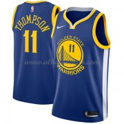 Camisetas Baloncesto NBA Golden State Warriors 2018  Klay Thompson 11# Icon Edition..