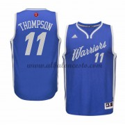 Camisetas NBA Baratas Golden State Warriors 2015 Klay Thompson 11# Baloncesto Wars Navidad..