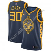 Camisetas Baloncesto NBA Golden State Warriors 2019-20 Stephen Curry 30# Armada City Edition Swingma..