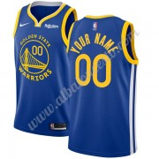 Camisetas Baloncesto NBA Golden State Warriors 2019-20 Azul Icon Edition Swingman..