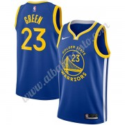 Camisetas Baloncesto NBA Golden State Warriors 2019-20 Draymond Green 23# Azul Icon Edition Swingman..