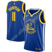 Camisetas Baloncesto NBA Golden State Warriors 2019-20 Klay Thompson 11# Azul Icon Edition Swingman..