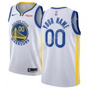 Camisetas Baloncesto NBA Golden State Warriors 2019-20 Blanco Association Edition Swingman..