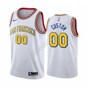 Camisetas Baloncesto NBA Golden State Warriors 2019-20 Blanco Classics Edition Swingman..